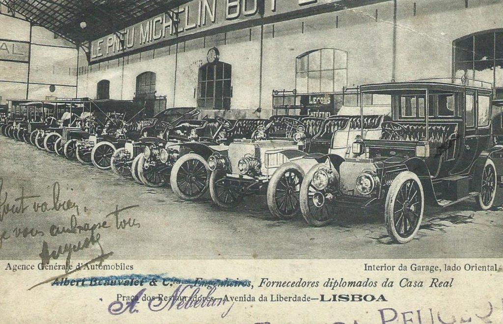 Peugeot Generalvertretung Lissabon