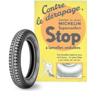 Reifenreklame Michelin