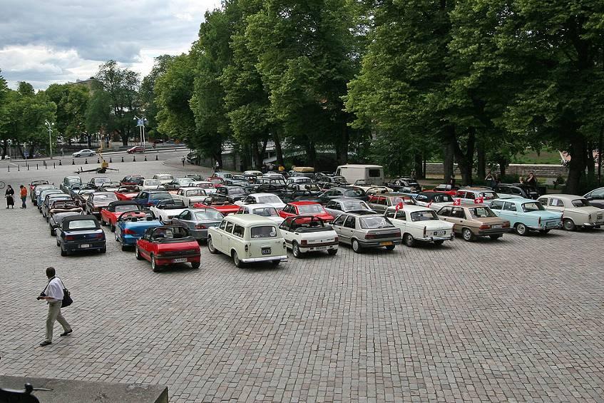 Peugeot Treffen Finnland