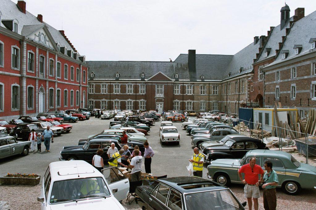 Peugeot -Treffen Spa 2004