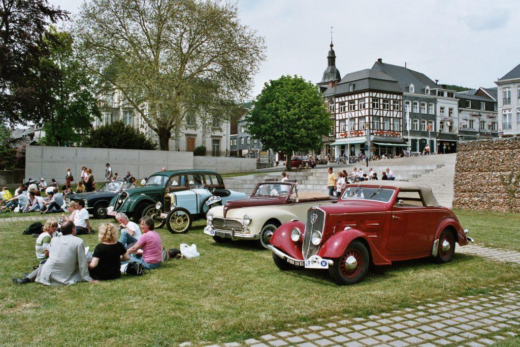 Peugeot - Treffen Spa 2004