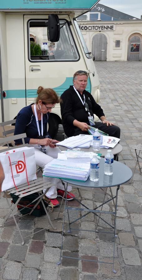 Impressionen vom Internationalen L'Aventure Peugeot Treffen in Bordeaux / F - vom 09. – 11. Juni 2017