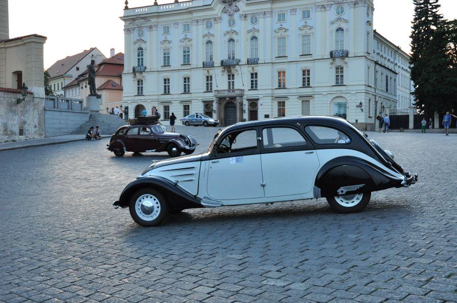 Impressionen vom Internationalen L'Aventure Peugeot Treffen in Prag - 08. - 10. Juni 2018.