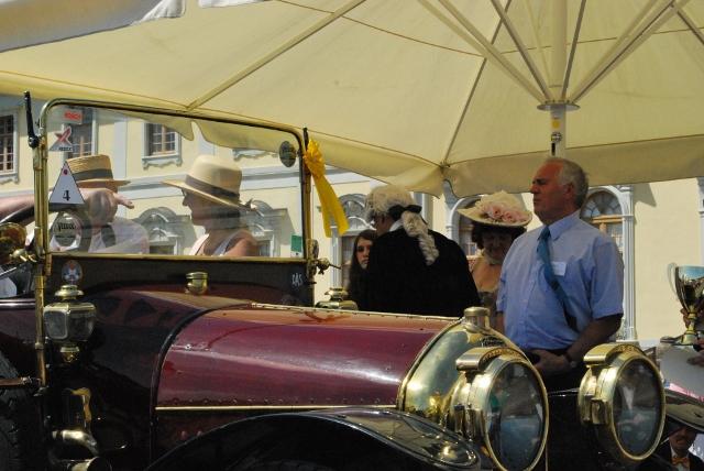 """Impression Sonderschau """"125 Jahre Peugeot Motorfahrzeuge"""" vom 22. - 24.6.2014"""