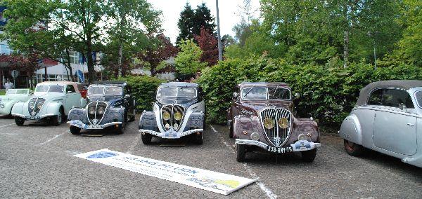 Impressionen Internationales L'Aventure Peugeot-Treffen in Lahnstein bei Koblenz vom 18. - 20.5.2012
