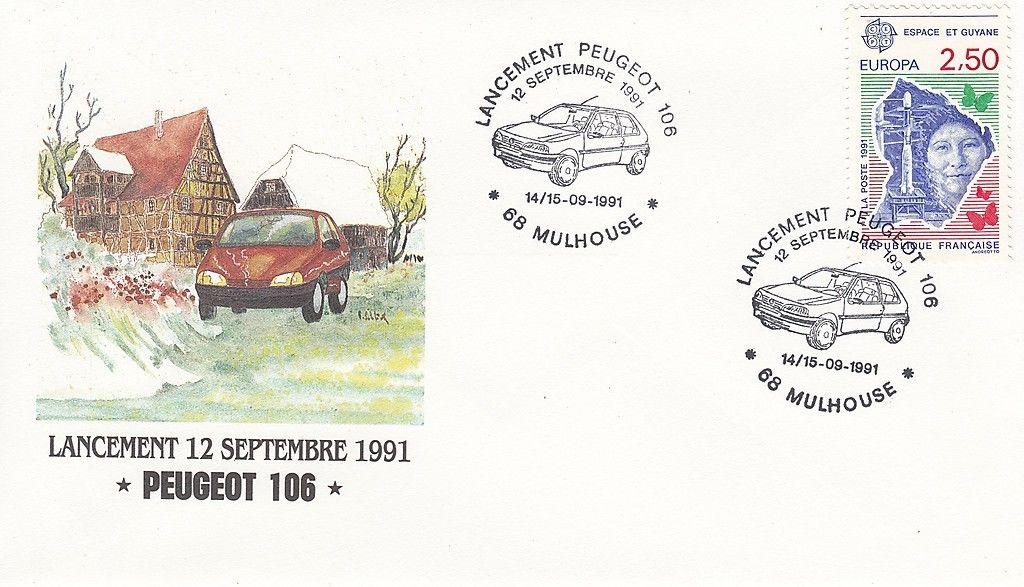 Peugeot-Modelle auf Sonderdrucken_12