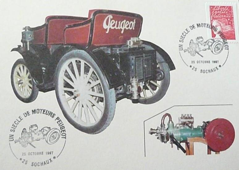 Peugeot-Modelle auf Sonderdrucken_4