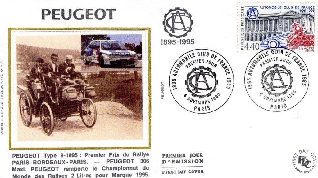 Peugeot-Modelle auf Sonderdrucken_3