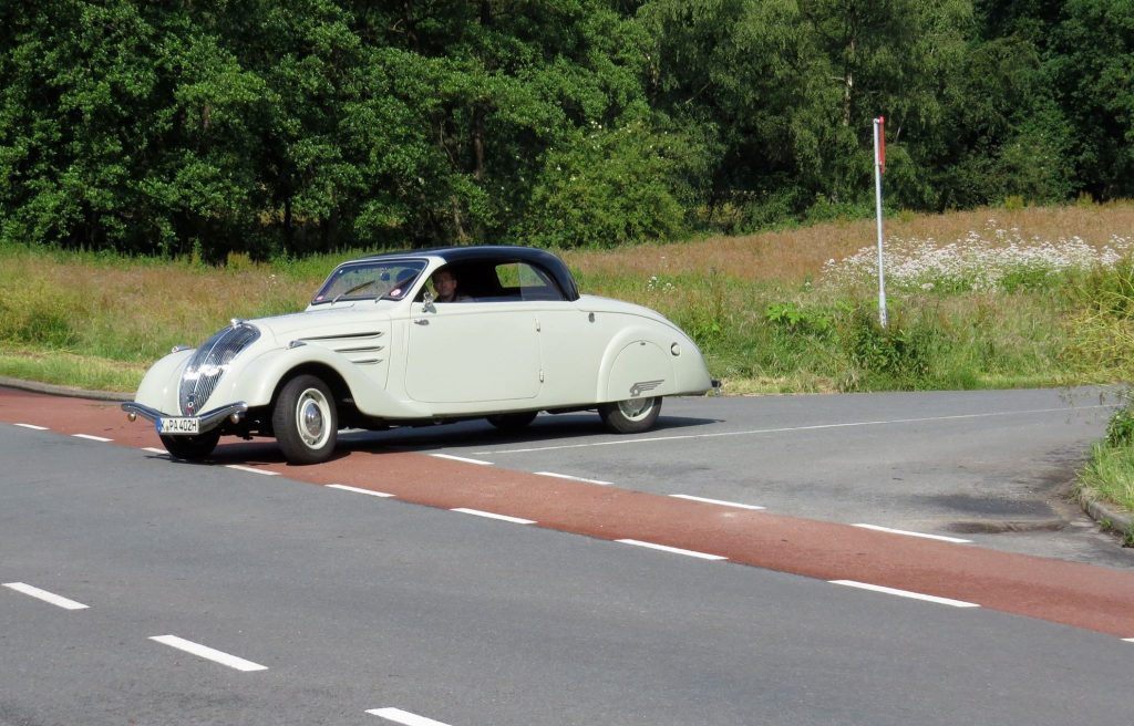 Impression Internationales L'Aventure Peugeot Treffen 17. – 19.6. 2016 in NL-Oosterbeek