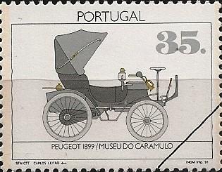 Peugeot-Modelle auf Briefmarken_6