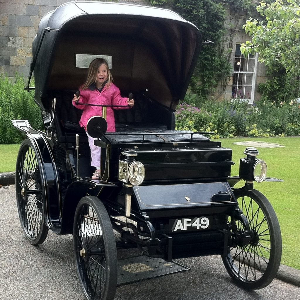 Peugeot Typ 17 / 1898 at Petworth House