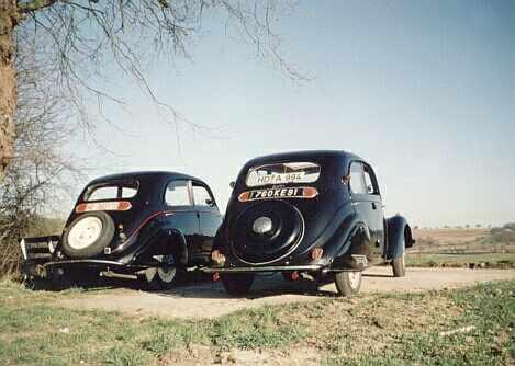 202 1948 Berline und 202 1939 Berline Luxe