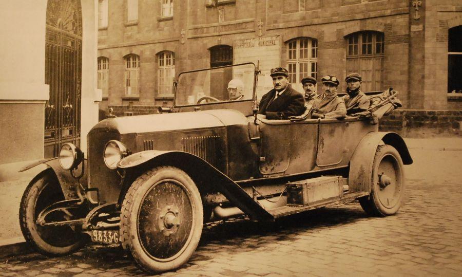 Typ 156 mit Schwerölmotor (1923)