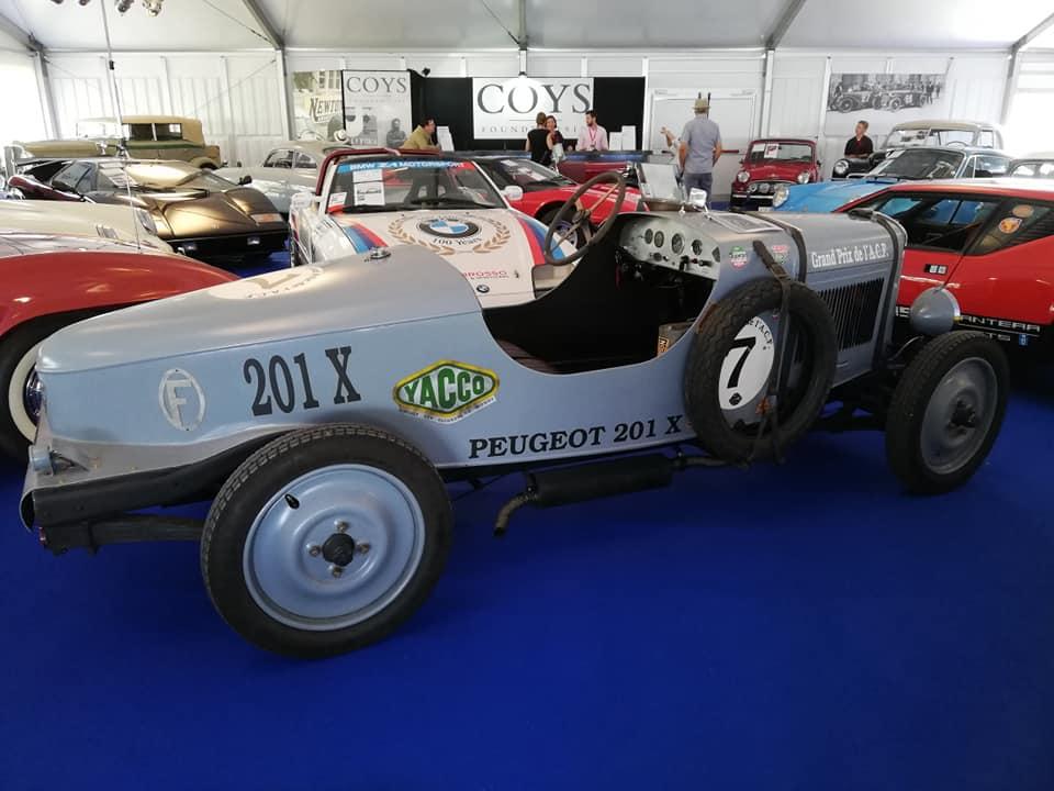 Peugeot 201 X