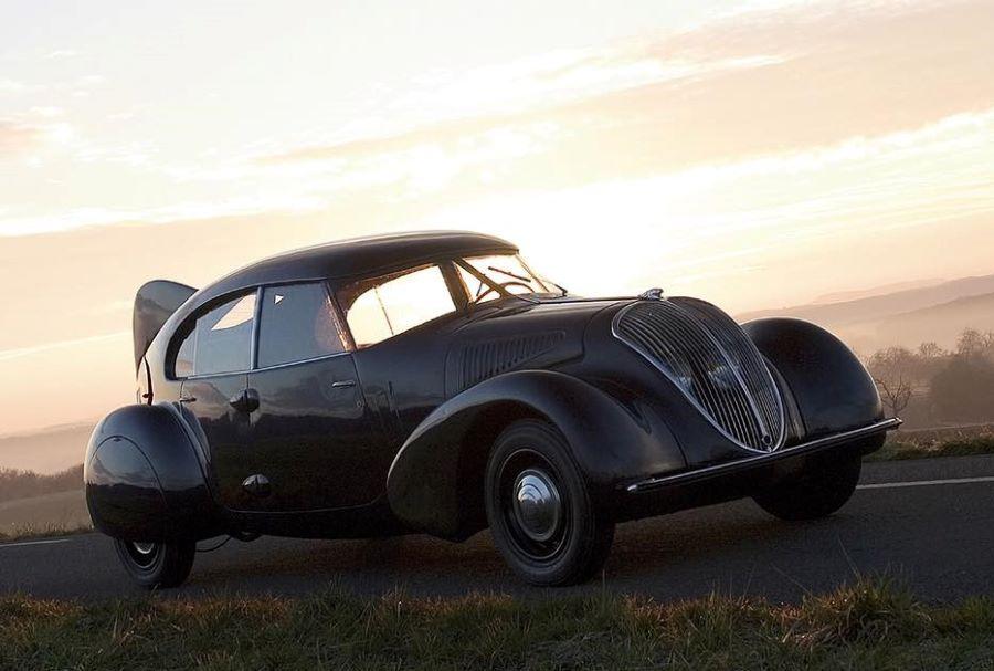 Peugeot 402 Andreau -