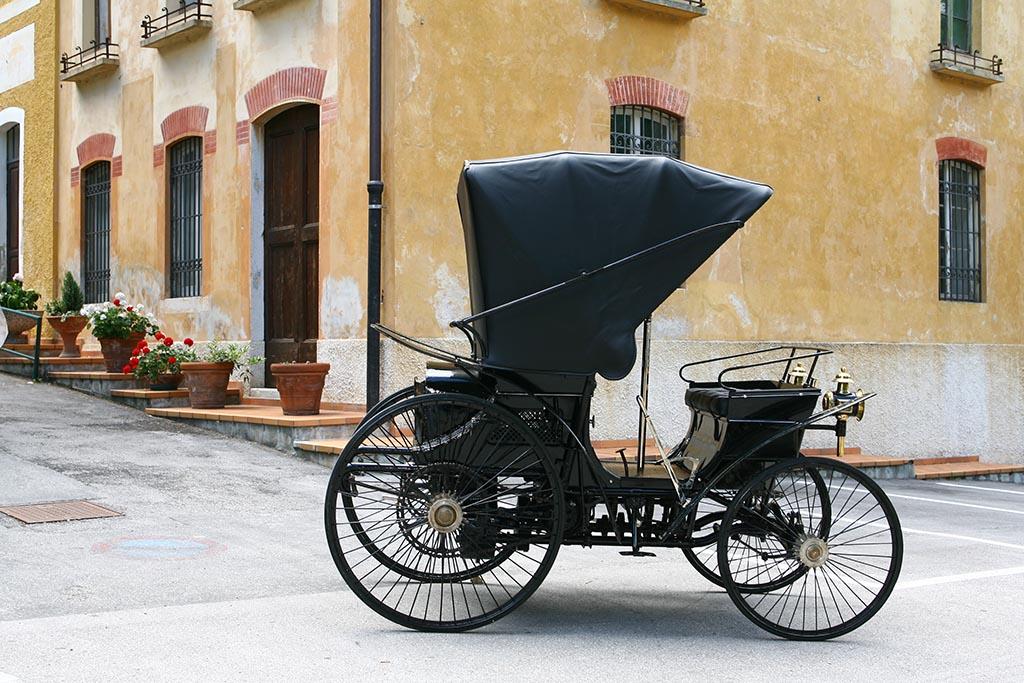 Peugeot Typ 3 von 1894