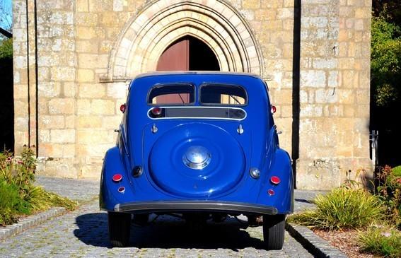 Peugeot 302 Heckansicht