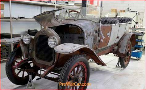 Lion Peugeot V4D, Chassis-Nr. 6910