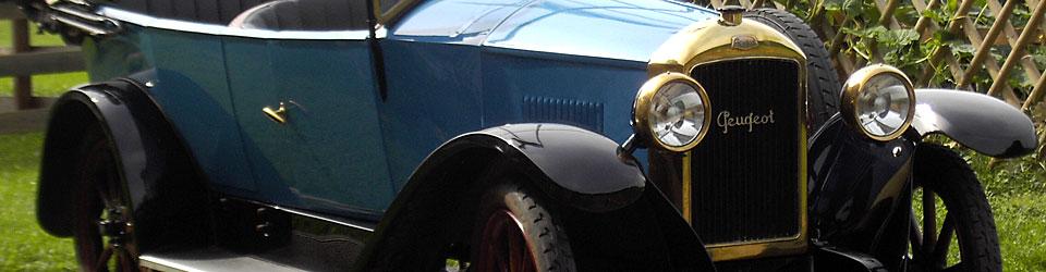 PEUGEOT 177 b aus dem Jahr 1924