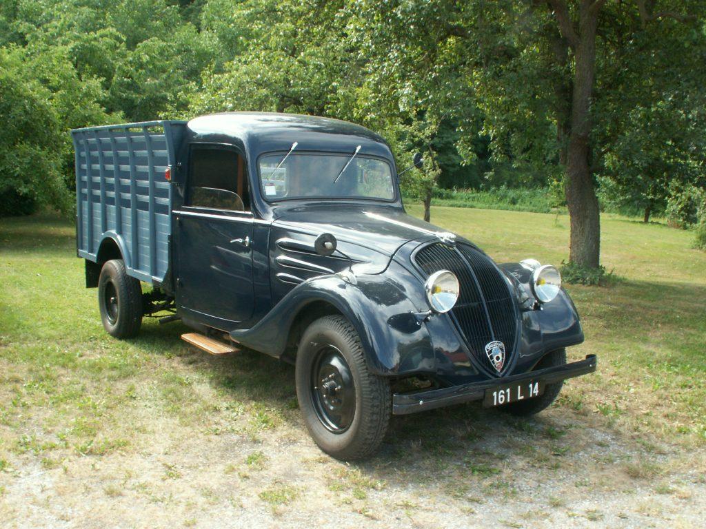 Peugeot MK 4