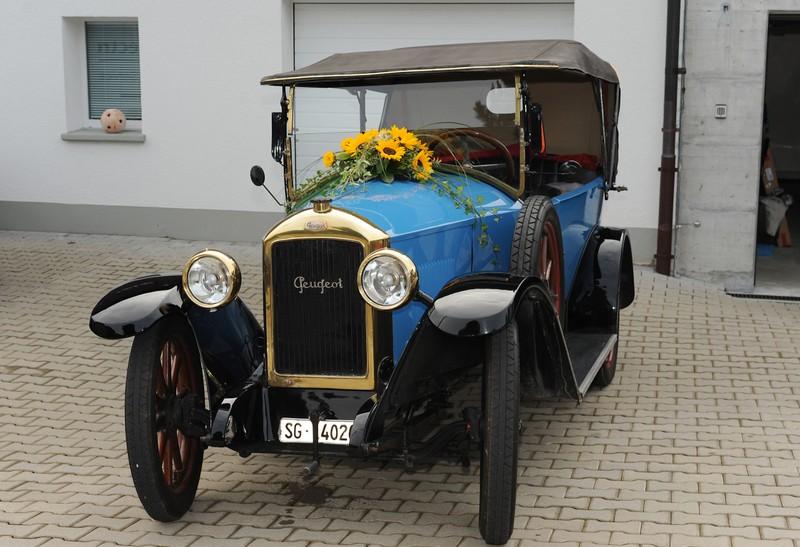 PEUGEOT 177 b aus 1924