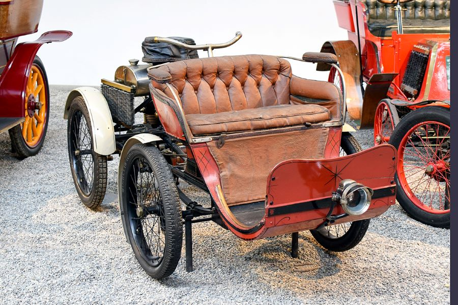 Lion-Peugeot Quadricycle 1903