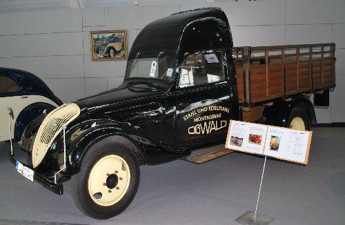 2,5-Tonner DK5 mit 402-Motor
