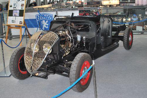 Peugeot 402 Diesel - Baujahr 1935