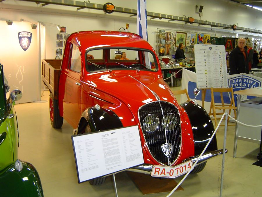 202 Camionette Bachee - 1946