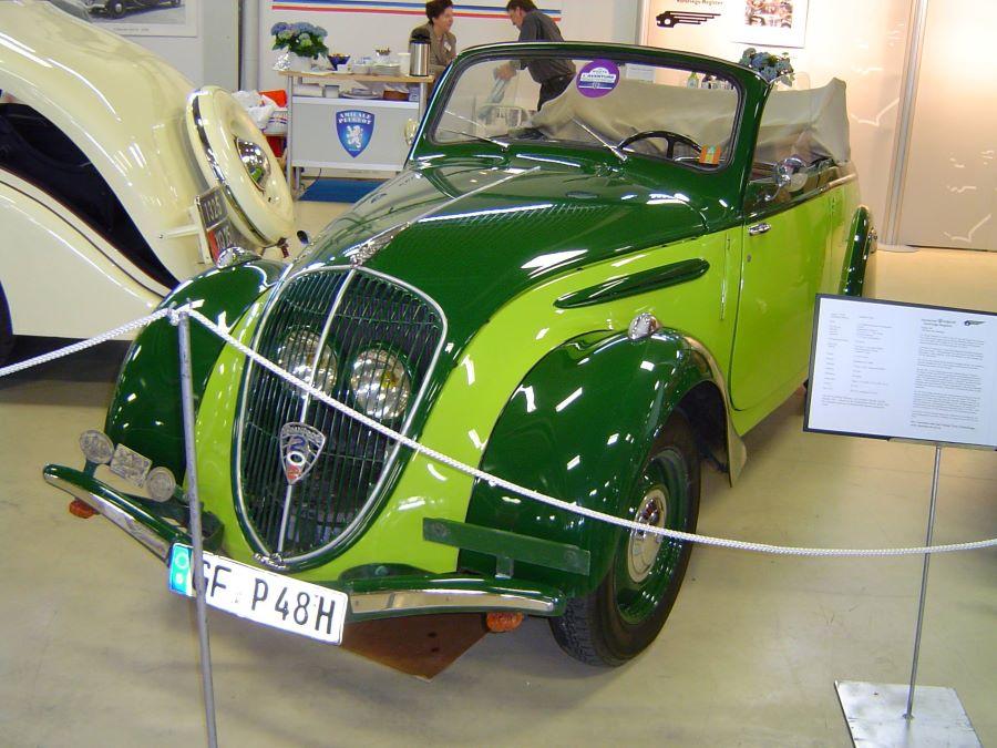 202 Cabriolet - 1946