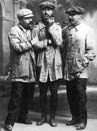Les Charlatane - Zuccarelli, Goux , Boillot