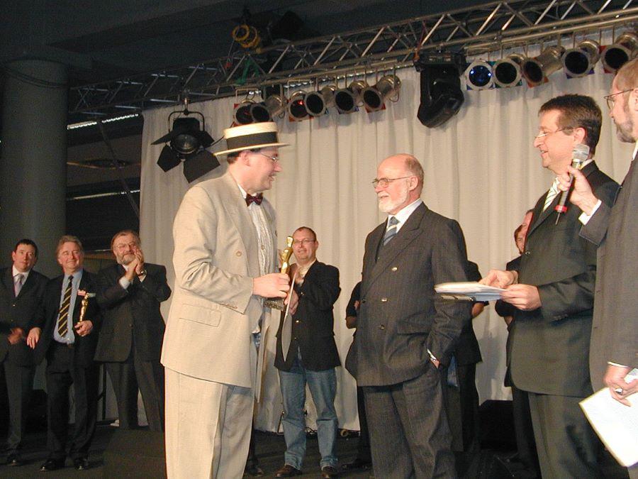 RetroClassics 2003 Preisverleihung
