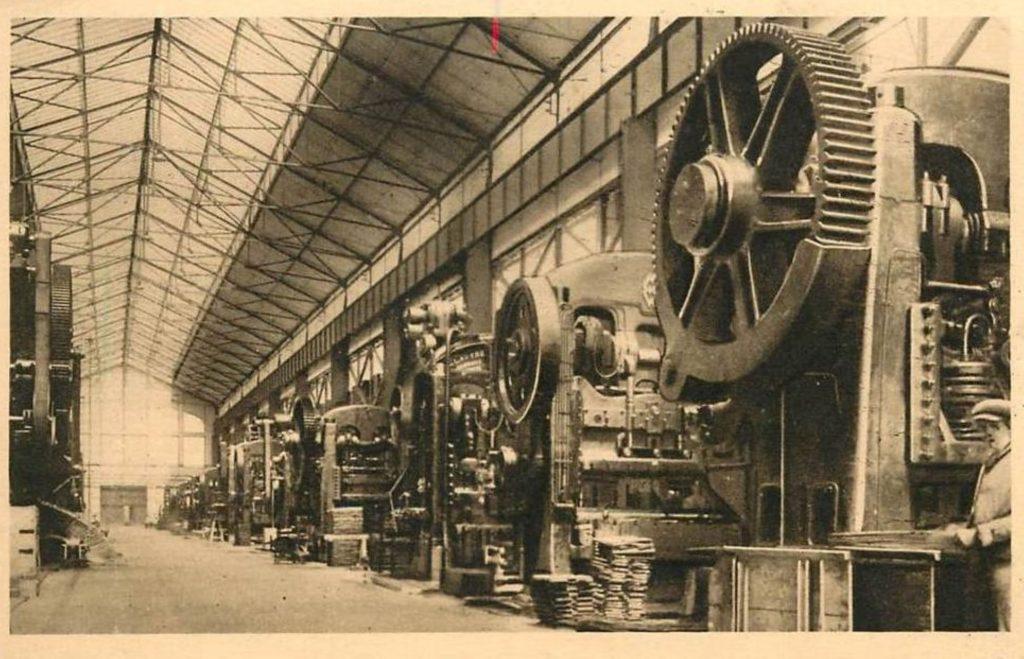 Karosseriewerk Peugeot