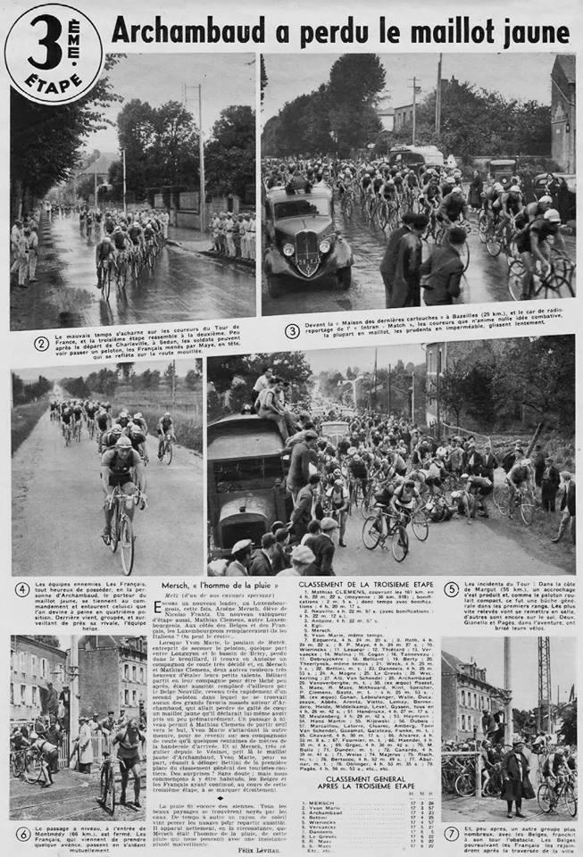 Auf den Pressefotos war ein Peugeot - hier ein 201 im Jahr 1936 - sicher werbewirksam