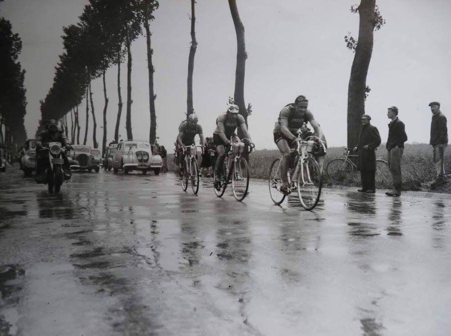 Tour de France 1947 - Peugeot 402