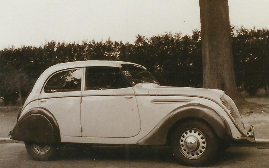 """Peugeot 202 """"Vutotal"""""""