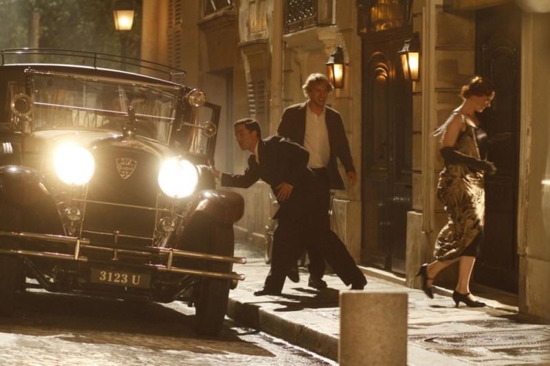 "Filmszene aus ""Midnight in Paris"""