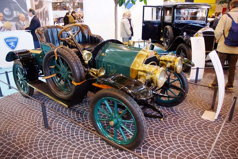 Typ 125 Runabaout (Foto:Musee Peugeot)