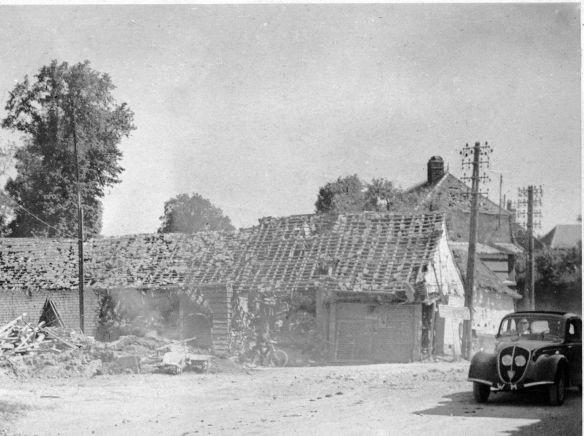 Peugeot 202; Originalfoto aus Sammlung Michael Schlenger