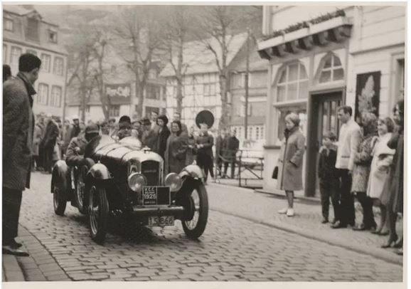 Amilcar Cyclecar der 1920er Jahre