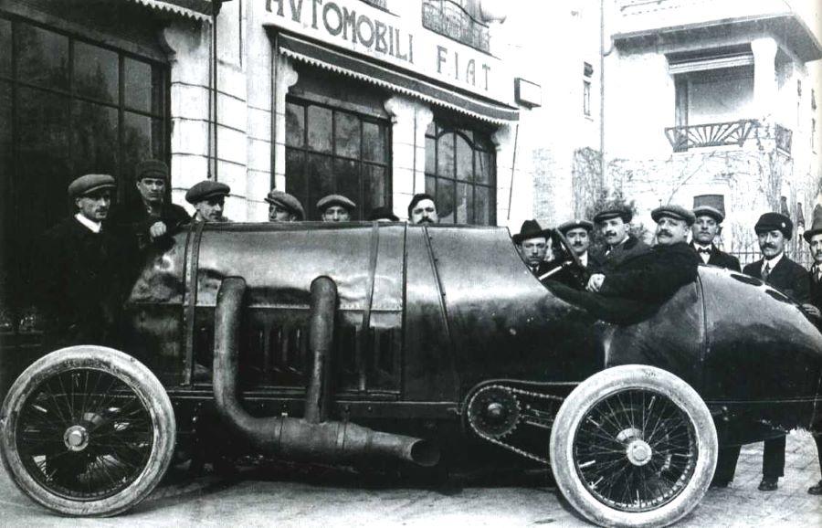 """Fiat L 76 - """"Beast of Turin"""""""