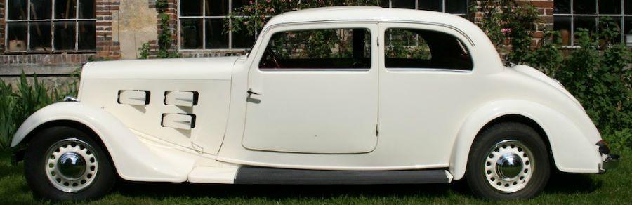 Peugeot 601 DL Coach aus dem Jahr 1935