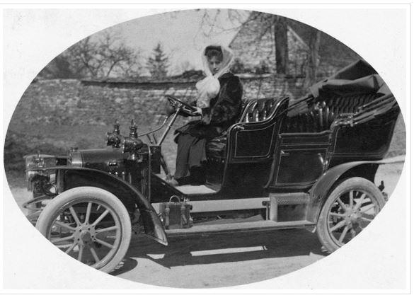 Lion-Peugeot VC2 von 1909