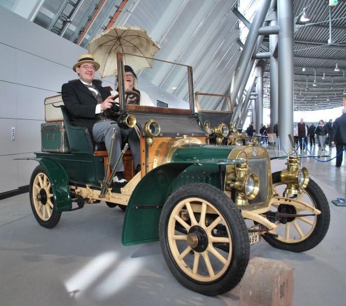 Lion Peugeot VC 6/7 HP - 1907