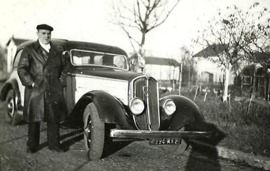 Peugeot 401 DLT