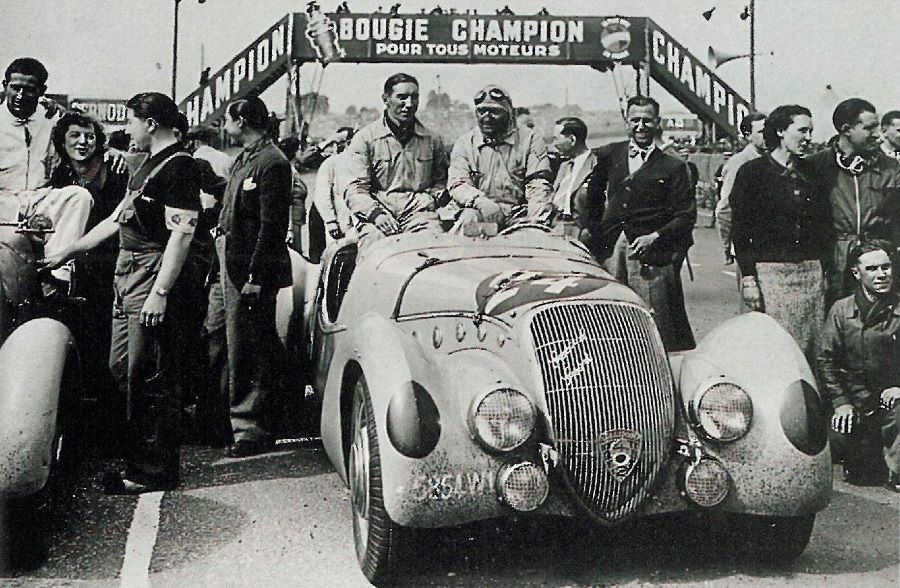 5. in der Gesamtwertung und Klassensieger 1500 - 2000 cm³