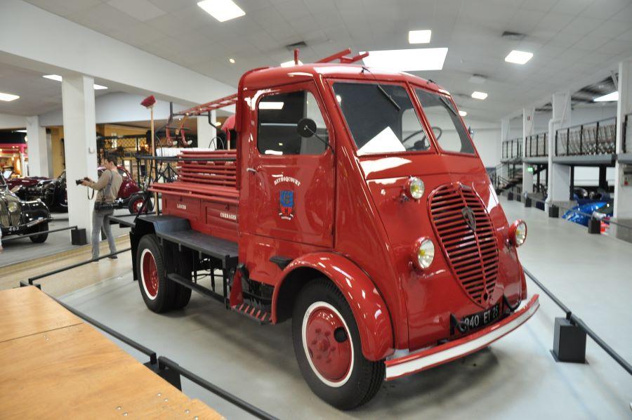 """Peugeot DMAH """"Pompier"""""""