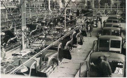 Peugeot Produktionsanlagen