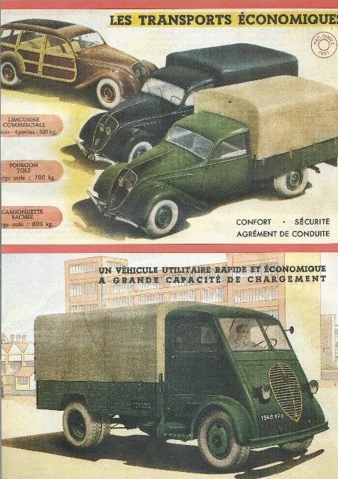 Peugeot Lieferwagen und LKW