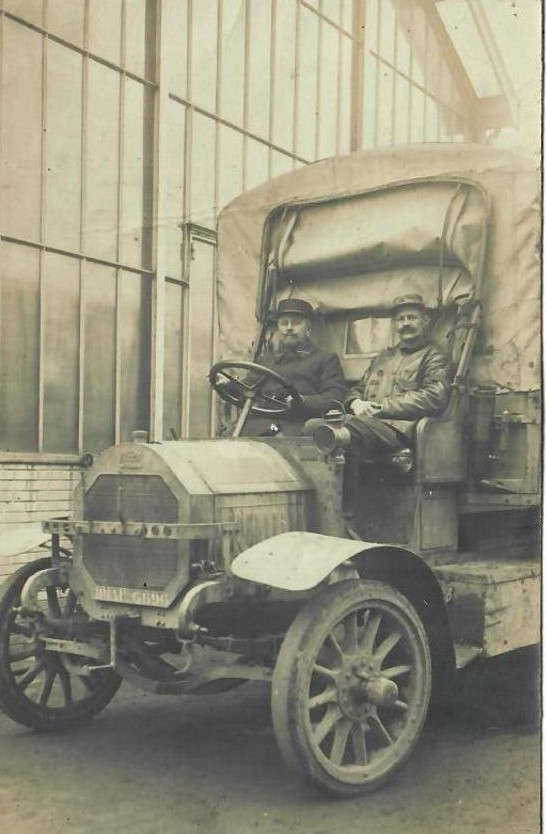 Historische Aufnahme: Peugeot  Typ 1525